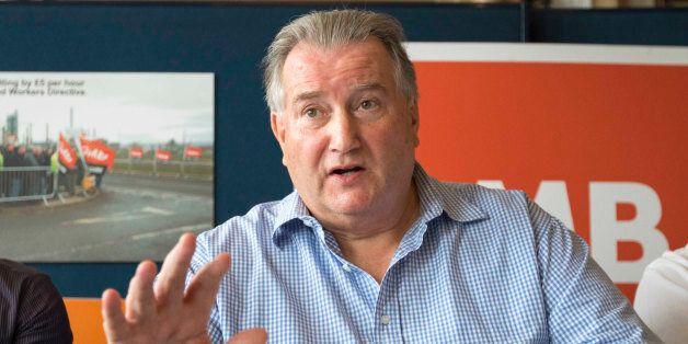 GMB General Secretary Paul