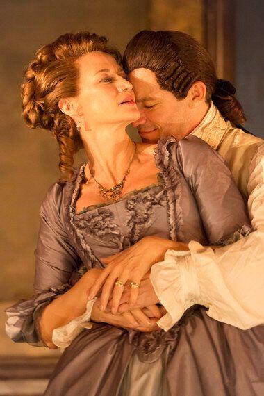 Theatre Review: Les Liaisons Dangereuses, Donmar Warehouse Still