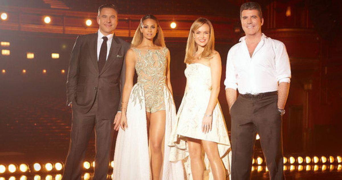 Britain S Got Talent 2016 Judges Revealed With Simon Cowell Amanda Holden Alesha Dixon And David Walliams All Returning Huffpost Uk