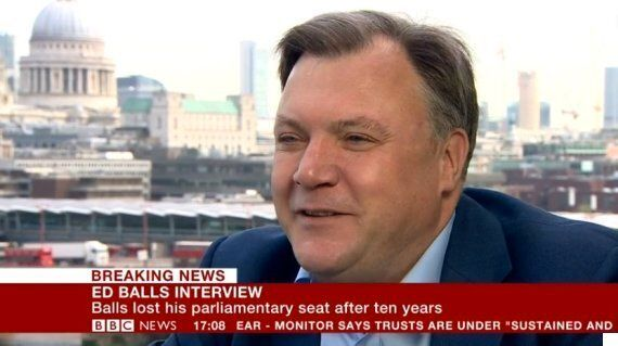Ed Balls Claims His Pro-Business Agenda Was Held Back By
