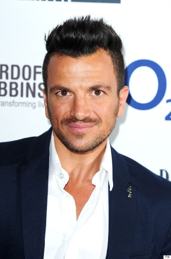 Peter Andre Rumoured For Next Series Of 'Strictly Come Dancing' - Close To Signing Big-Bucks