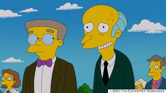 'The Simpsons': Smithers To FINALLY Come Out As Gay To Mr Burns In Season