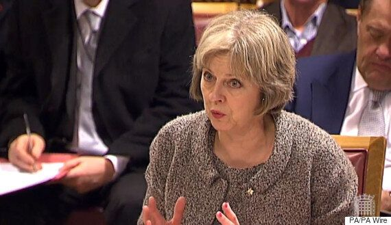 Theresa May: The 'Snoopers' Charter' Will Not Ban