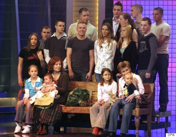 German Annegret Raunigk, 65, And Already A Mother Of 13, Gives Birth To Quadruplets After Controversial