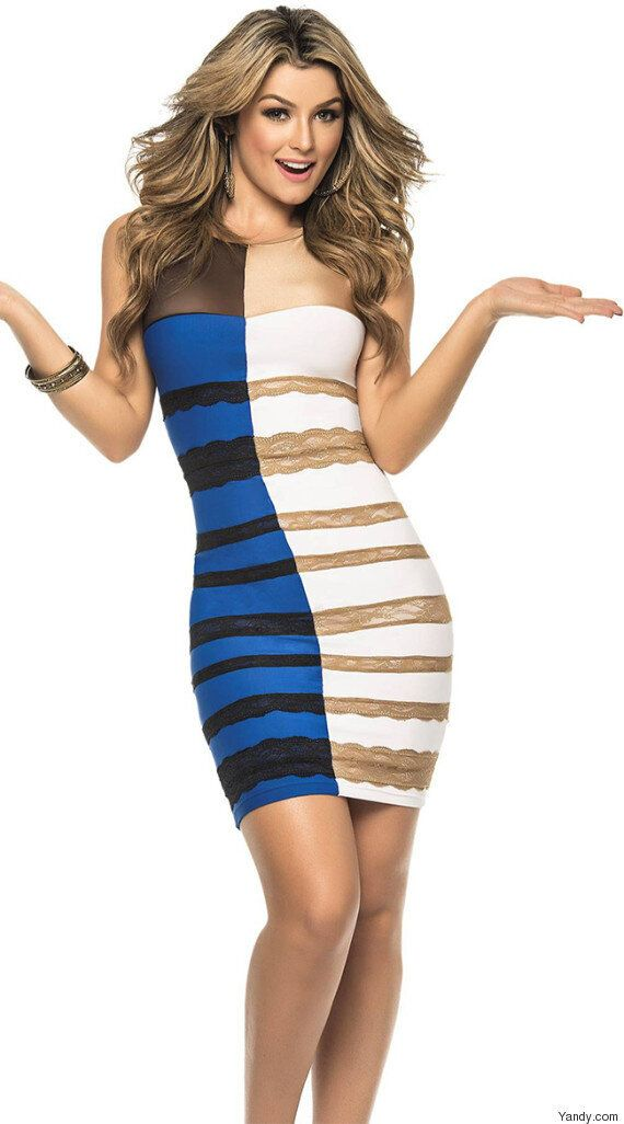 'The Dress' Sexy Halloween Costume Now Exists, Women Everywhere