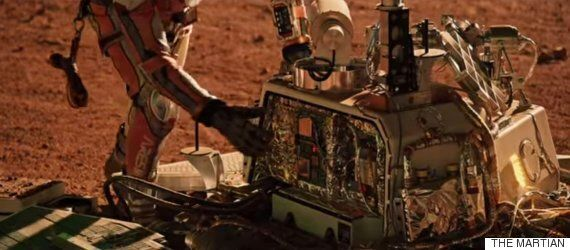 Alien Life On Mars Is An 'Exciting' Possibility Says The Martian's NASA