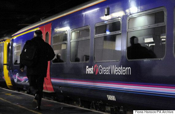First Great Western Passengers Complain After Announcer's Comment About Death On Train