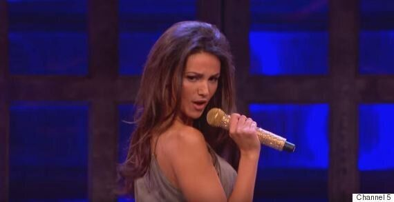 'Lip Sync Battle UK': Michelle Keegan Takes On Jason Manford With Spice Girls 'Wannabe' Performance