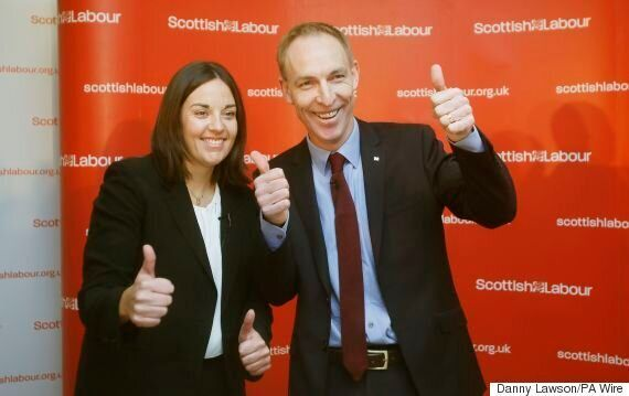 Kezia Dugdale Wins Backing From More Than Half Of Her Scottish Labour Colleagues In Leadership