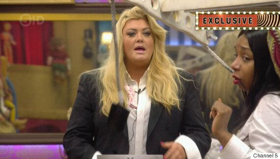 'Celebrity Big Brother': Tiffany Pollard Confronts Gemma Collins In Fresh Row Over Shoes