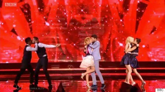 The Most Bonkers Eurovision Song Contest 2015