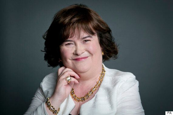 Susan Boyle Questioned By Police After Family Argument With