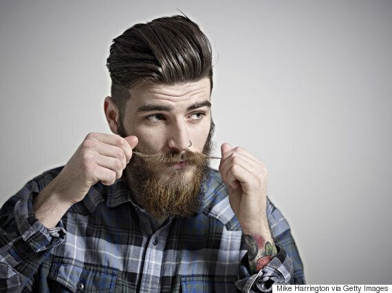 Your Hipster Beard May Be Hindering Your Career, According To New