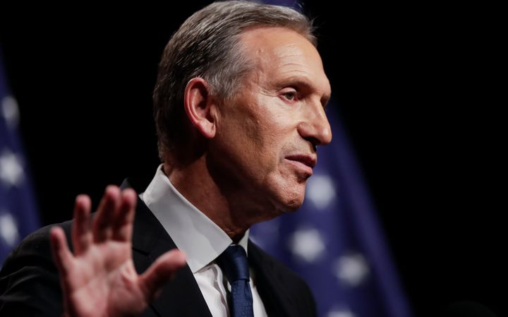 Starbucks founder Howard Schultz won't be making a decision on running for president until after Labor Day.