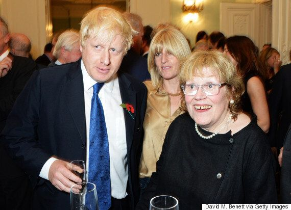 Boris Johnson's Mother Says She's Never Voted Tory And Boris 'Isn't As Daft' As He