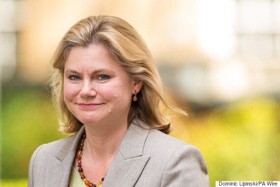 Justine Greening On Putting Women's Rights At The Heart Of The UN's Global