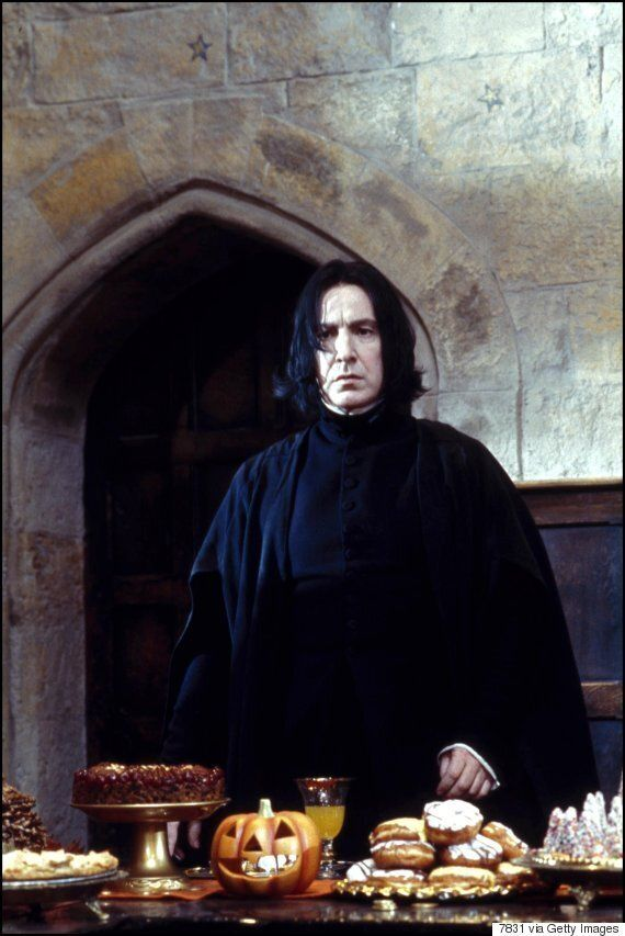 Alan Rickman Dead: We Remember His Best Moments As Professor Severus Snape In 'Harry Potter'