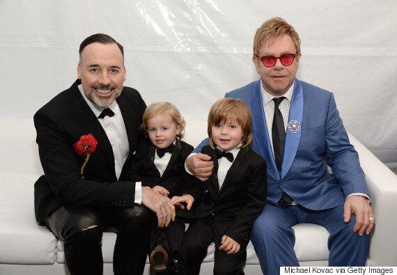 Germaine Greer Attacks Elton John And David Furnish For 'Deconstructing