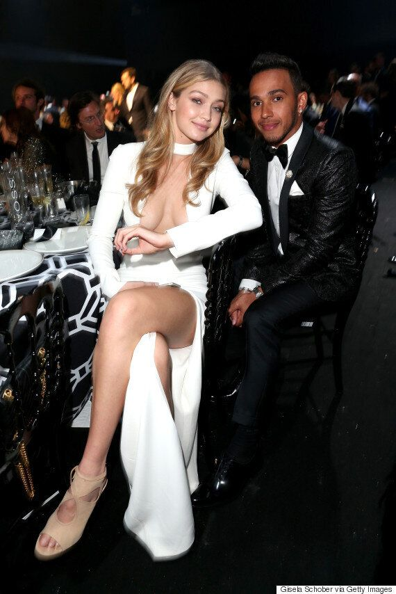 Kendall Jenner Linked With Lewis Hamilton... But Is He Dating Her Pal Gigi