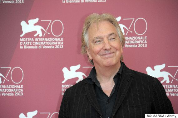 Alan Rickman Dead: One Of Actor's Final Perfomance Helped Refugees Through Oxford One Click Giving