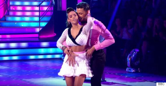 'Strictly Come Dancing' Star Georgina May Foote's Boyfriend, Sean Ward, 'Unhappy Over Kiss With Giovanni