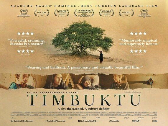 Film Reviews: Michael Collins - Timbuktu - The Goob - Man Up - The Connection (Le French) - San