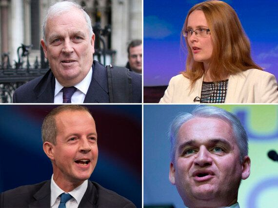 BBC Question Time Criticised For 'Right-Wing' Panel, Including Ukip And Murdoch