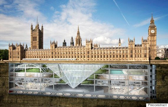 Britain's Future Cities Predicted By Yesterday TV's Engineering