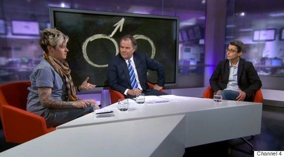 Jack Monroe And Julia Long Clash In Heated Channel 4 News Transgender