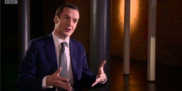 George Osborne on