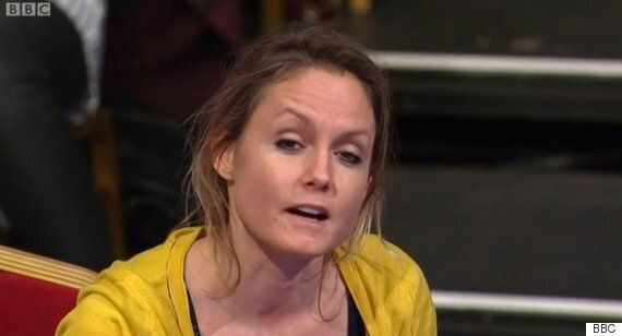 BBC Question Time Audience Member Criticises Jeremy Hunt's Use Of NHS Death