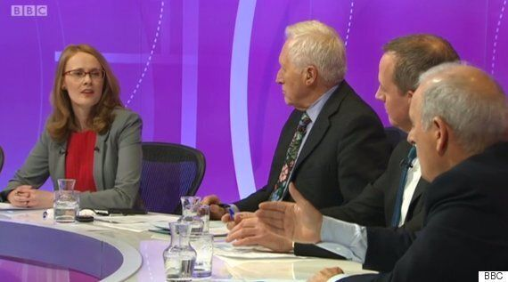 BBC Question Time: Ex-Sun Editor Kelvin MacKenzie Tells Labour MP Cat Smith People Are 'Not Struggling'.