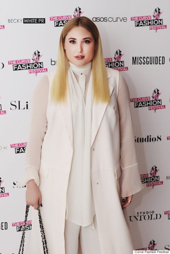 Hayley Hasselhoff Interview: Plus Size Model Speaks Out About What Needs To Change To Make Fashion More