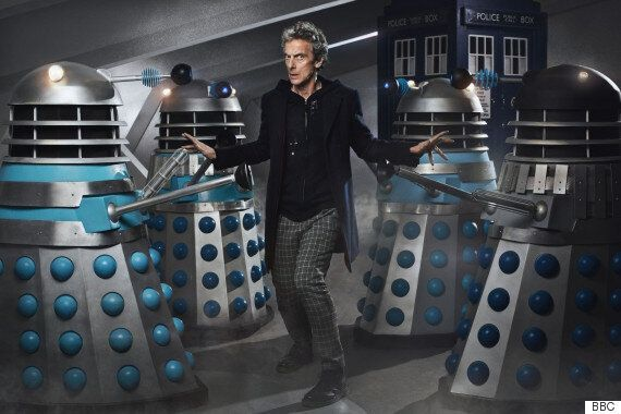 'Doctor Who' Series Nine Opener Receives HUGE Ratings Increase In New Official