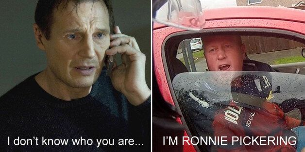 Ronnie Pickering Road Rage Video Is Becoming A