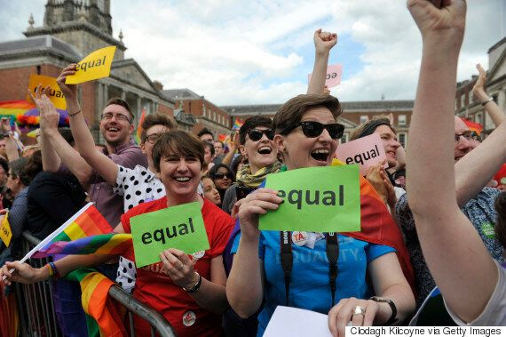 Ireland Gay Marriage Referendum: Don't Expect The North To Follow Any Time