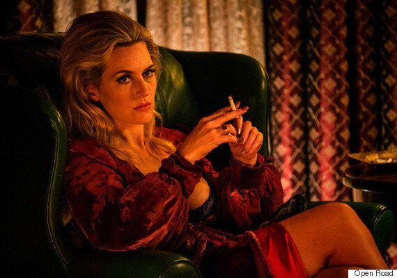 Kate Winslet Smolders In New Still From 'Triple 9' Film As Russian Mafia Boss