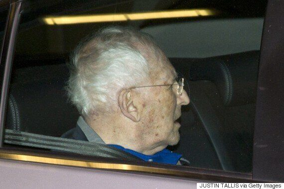 Lord Janner Child Abuse Case Dropped In Light Of 87-Year-Old's