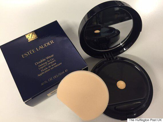 Estée Lauder Double Wear To Go Review: Can Kendall Jenner's Foundation Cure Phone