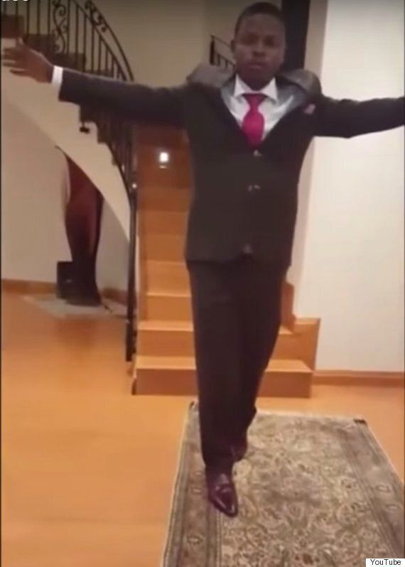 Malawian 'Prophet' Claims He Can Walk In Mid-Air And 'Proves