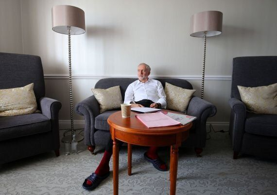 Jeremy Corbyn's Socks And Sandals Might Not Be So Unfashionable After