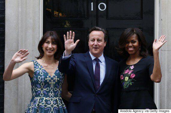 David Cameron Stuns The Judges During Secret X-Factor