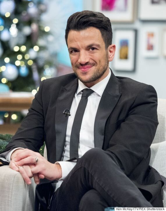 Peter Andre Confesses To Getting Revenge On His Ex By Sleeping With Her