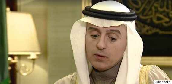 Saudi Arabia Foreign Minister Says Brits Don't 'Respect' Death