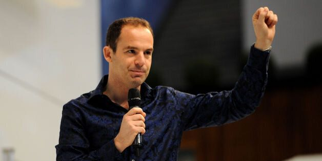 File photo dated 15/03/13 of Martin Lewis who is to donate half a million pounds to enable food banks...