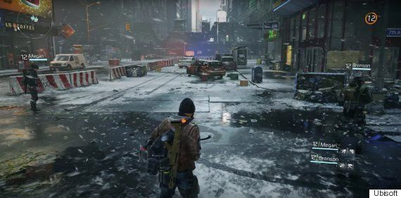 The Division Beta Goes Live 28-31 January On Xbox One And