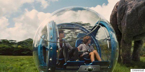 'Jurassic World': A Look Behind The Scenes Of Steven Spielberg's Dinosaur Epic Sequel