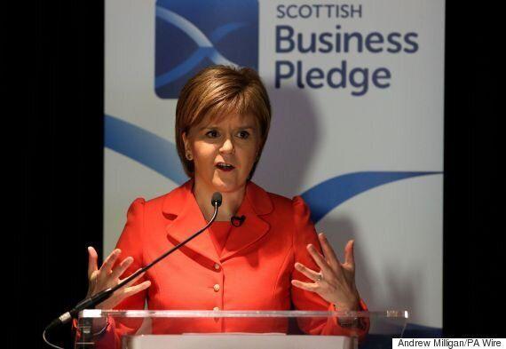 Nicola Sturgeon Calls For 'Double Lock' To Prevent Scotland EU Referendum