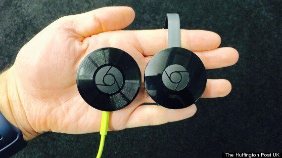 Google Unveils New Chromecast And Chromecast Audio Which Can Make Any Speaker