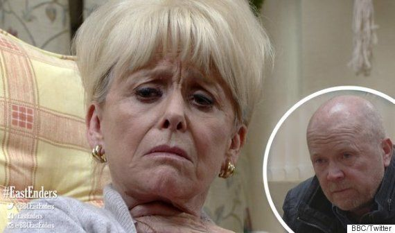 'EastEnders': Peggy Mitchell Reveals She's Dying From Cancer, As Barbara Windsor's Character Makes Shock...